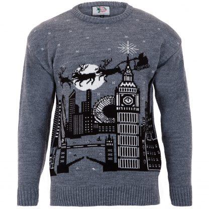 Jultröja Christmas in London