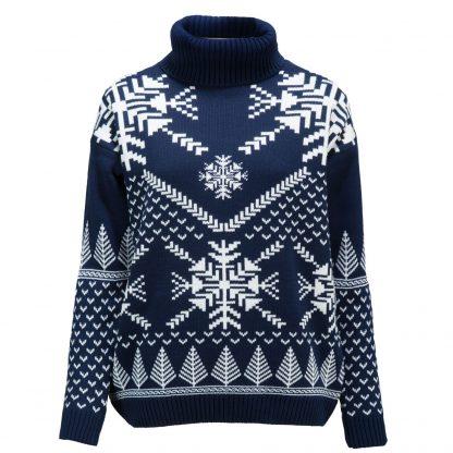 Jultröja Polo Snowflake