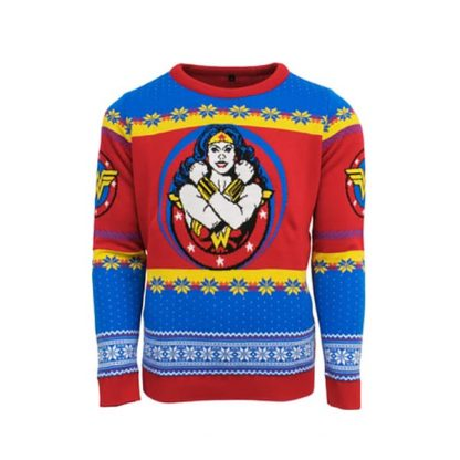 Jultröja Wonder Woman