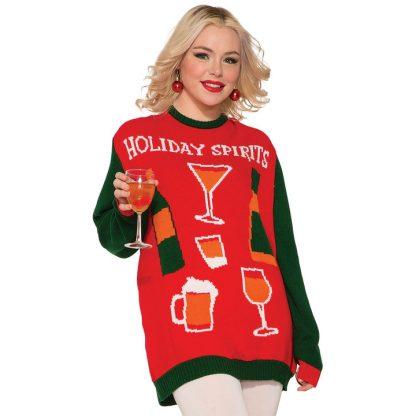 Roliga Jultröjor - Drinks XL