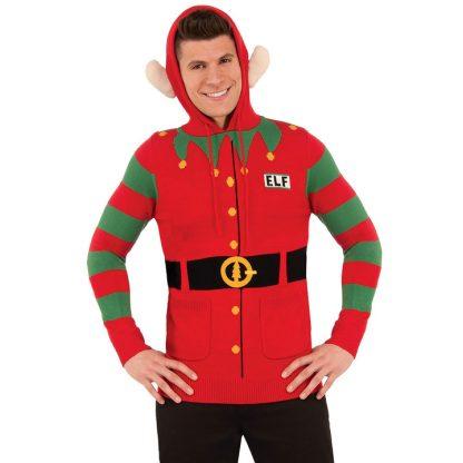 Roliga Jultröjor - Elf XL