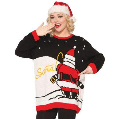 Roliga Jultröjor - Santa XL