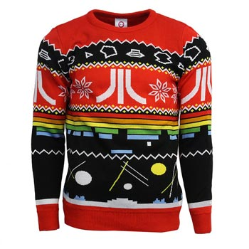 Atari / Christmas jumper L