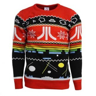 Atari / Christmas jumper XL