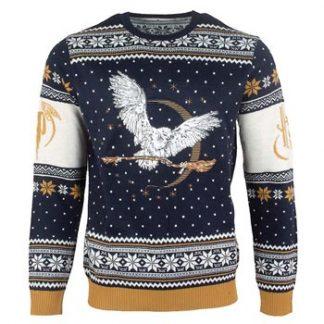 Harry Potter / Christmas jumper / Hedwig L