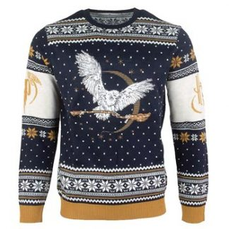 Harry Potter / Christmas jumper / Hedwig M