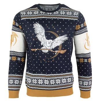 Harry Potter / Christmas jumper / Hedwig S