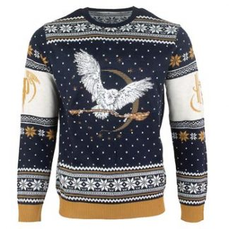 Harry Potter / Christmas jumper / Hedwig XL