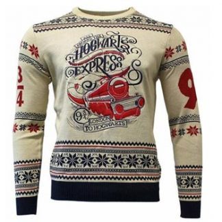 Harry Potter / Christmas jumper / Hogwarts Ex. S