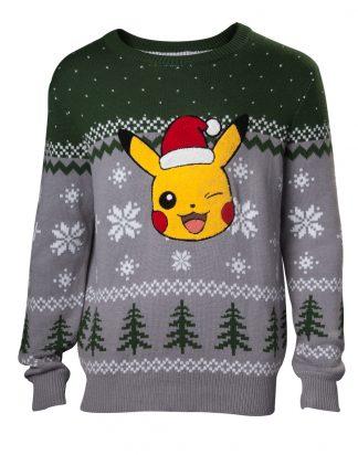 Jultröja Pokémon Pikachu