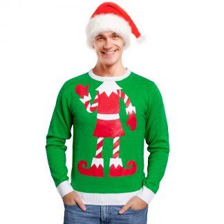 Jultröja Elf-M