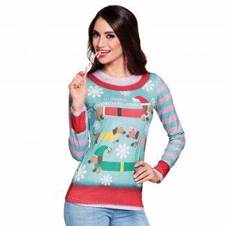 Jultröja Wonderland-S