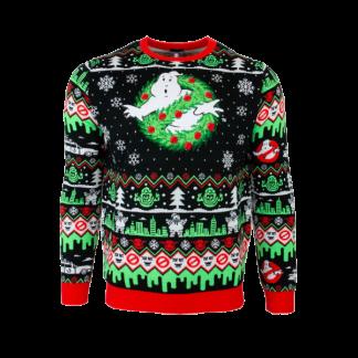 Jultröja - Ghostbusters Christmas Jumper (M)