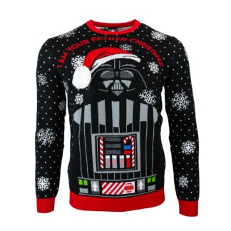 Jultröja - Star Wars I Am Your Father Jumper (L)