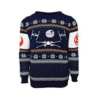 Jultröja - Star Wars: TIE Fighter Jumper (S)