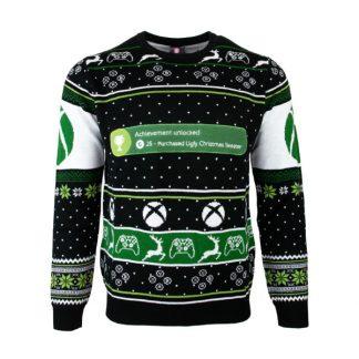 Jultröja - Xbox One Achievement Unlocked Christmas (S)
