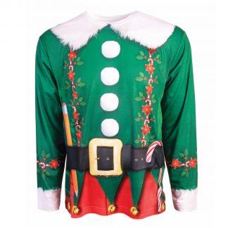 Jultröja Elf vuxen-M