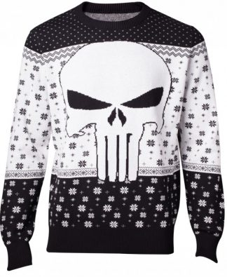 Licensierad Marvel The Punisher Jultröja