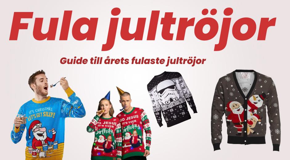 Fula jultröjor på jultröjor.se